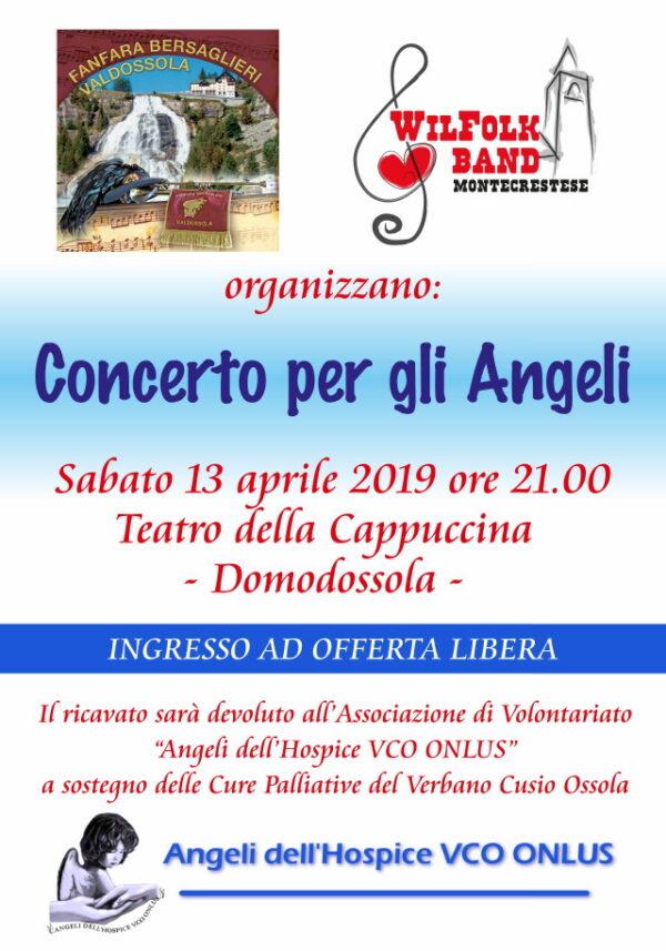 concerto per gli angeli